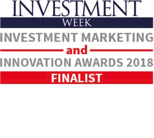 Investment week = investment marketing award 2018