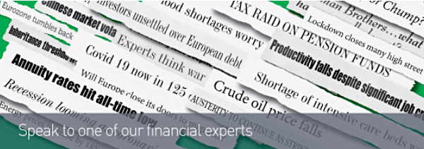 Speak to one of our experts