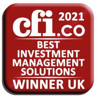 CFI.co award logo